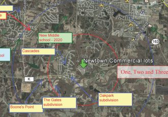 Lot C-3 New Town – Mixed use lot – Office/retail/residential