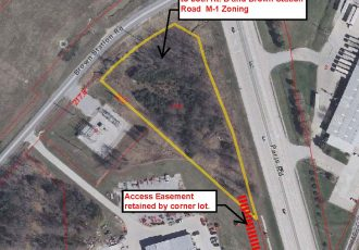 Rt B. and Brown Station Road – North of Waco Rd IN OPPORTUNITY ZONE