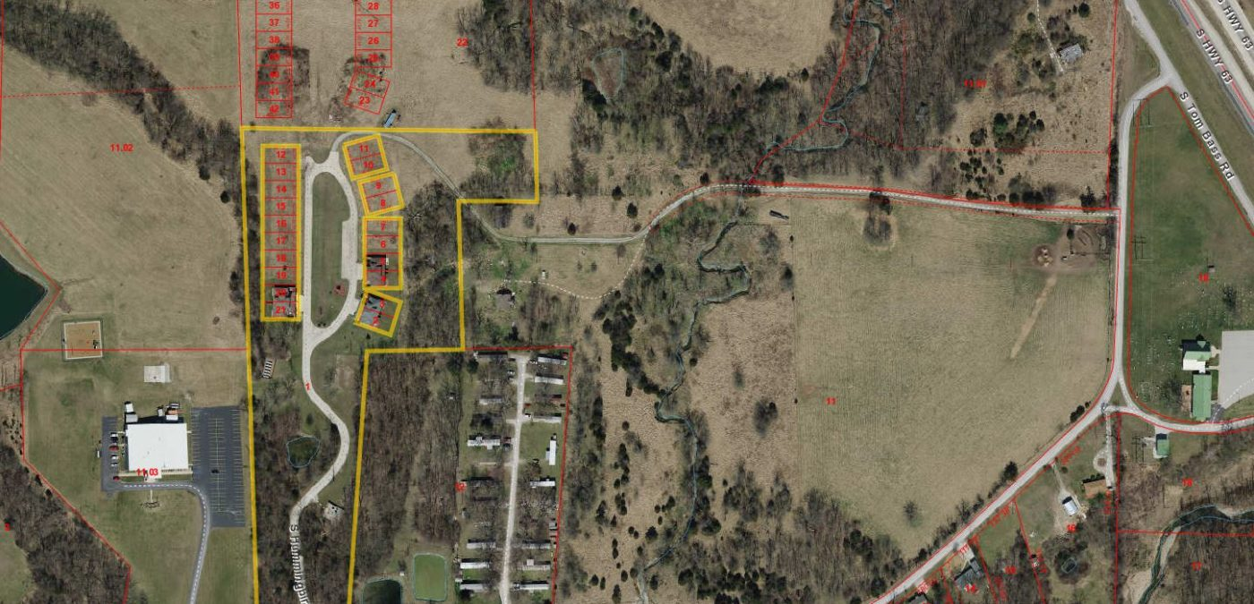 12 Lots Hummingbird Ln